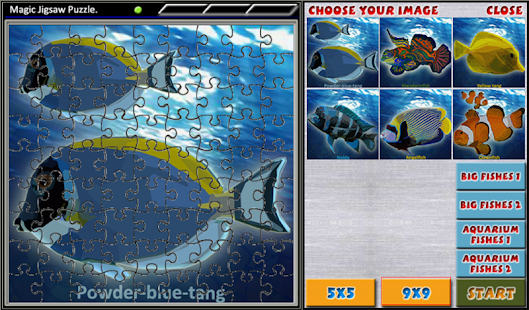 Magic Jigsaw Puzzle 3- screenshot thumbnail