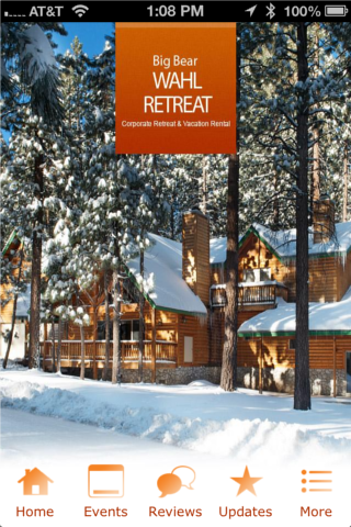 The Wahl Retreat Big Bear Ca