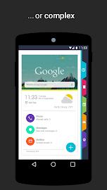 Themer: Launcher, HD Wallpaper Screenshot 6