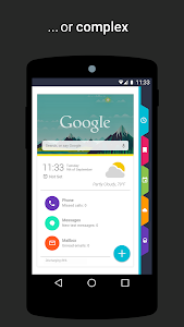 Themer: Launcher, HD Wallpaper v1.38