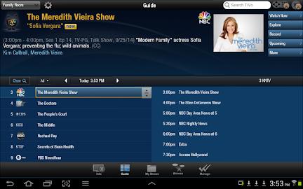 TiVo Tablet (Obsolete) Screenshot 9