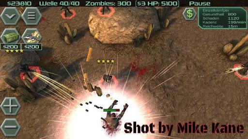 Zombie Defense 12.1 screenshots 5