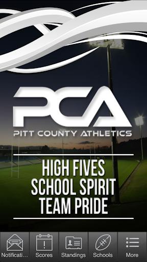 Pitt County Athletics