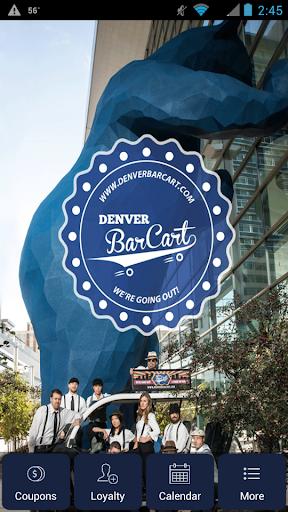 Denver Bar Cart
