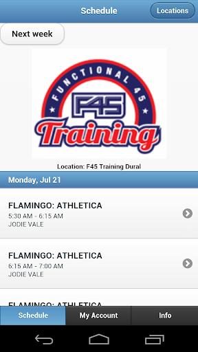 F45 Training Dural