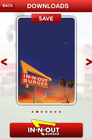 In-N-Out Burger - screenshot