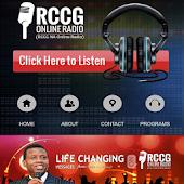 RCCGNA Online Radio