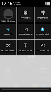 CM10/CM11 HoloWhite Theme - screenshot thumbnail