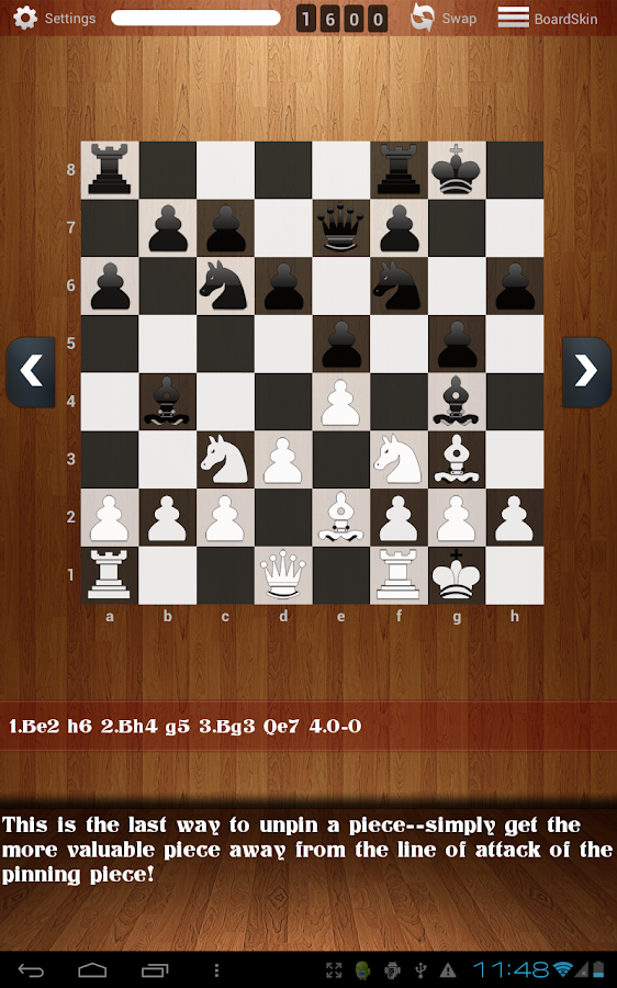 MetroChess Tablet Edition - screenshot