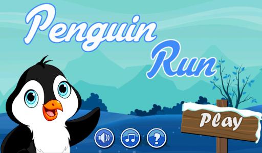 Penguin Ice Land