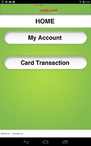 TradeCard Rewards