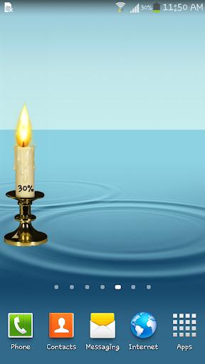 蠟燭 - 電池小工具