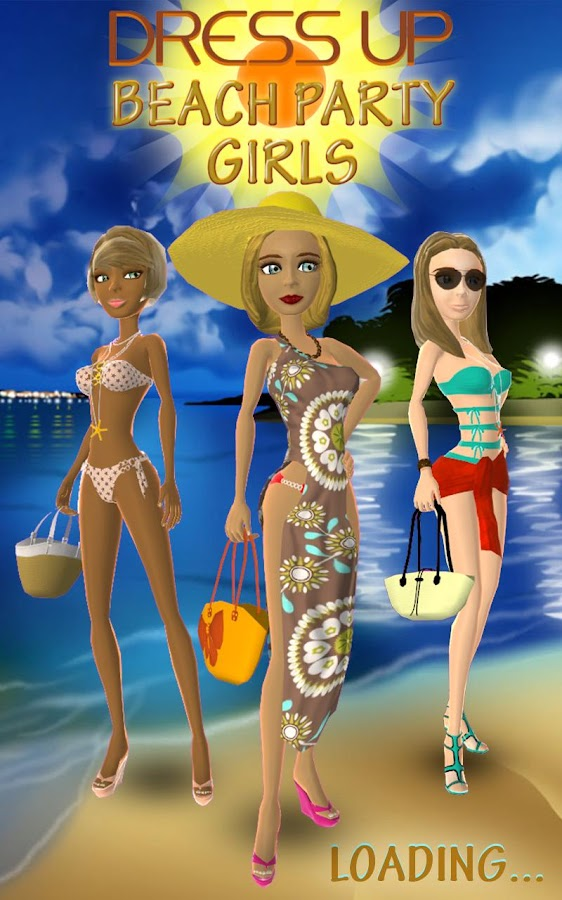 Dress Up Beach Party Girls Android Apps On Google Play