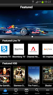 HyppTV Everywhere (phone) - screenshot thumbnail