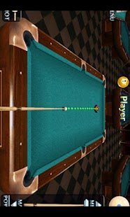 Super3DBilliards - screenshot thumbnail