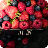 Tasty Fruits HQ Live Wallpaper