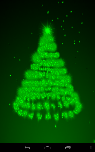 【免費娛樂App】3D Living Christmas Tree-APP點子