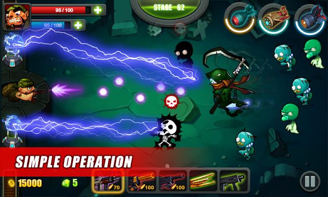 Zombie Commando v1.7.061 (Mod Money)