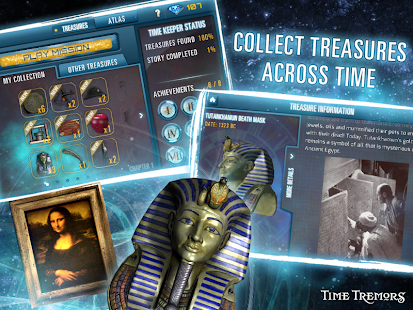 Time Tremors : Infinity- screenshot thumbnail