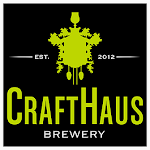 Logo for Crafthaus Brewery
