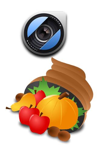 Apple Fruit Slad Camera