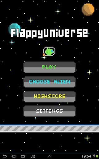 Flappy Universe