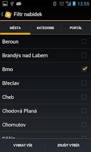 Zlaté slevy - screenshot thumbnail