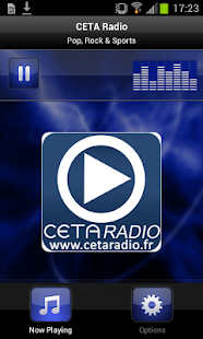 CETA Radio- screenshot thumbnail