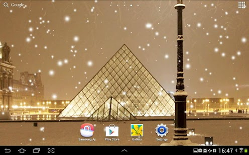 download snow in paris live wallpaper apk on pc download android apk