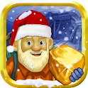 Mina de oro de Navidad icon
