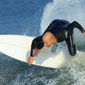 BUSTING A MOVE by Dominick Darrigo - Sports & Fitness Surfing