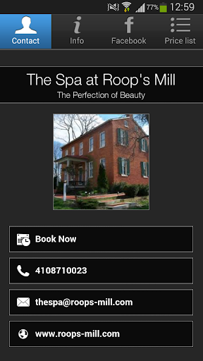 The Spa on West Main