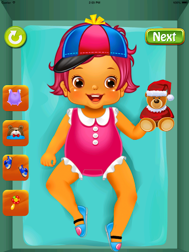 Little Baby Care - Girl Games