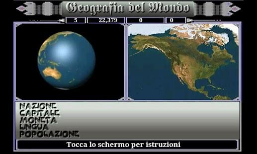 Geografia del Mondo- screenshot thumbnail