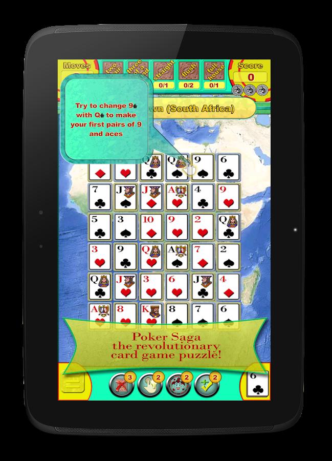 Poker Saga - road to Las Vegas - screenshot
