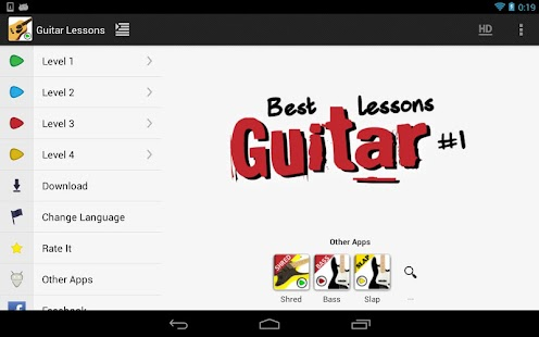 Guitar Lessons Beginners- screenshot thumbnail