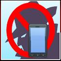 手機防盜器 logo