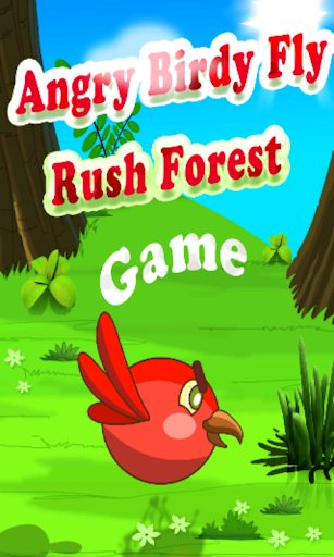Angry Birdy Fly Rush Forest