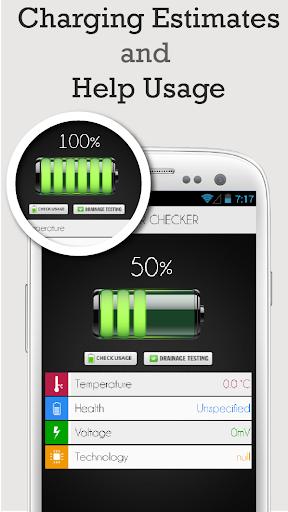 电池保护程序检查
