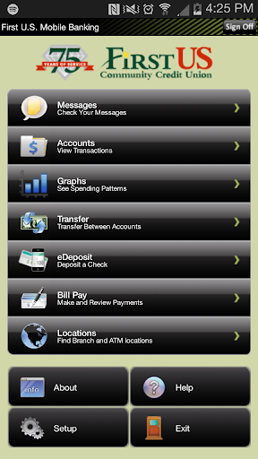 First U.S. Mobile Banking