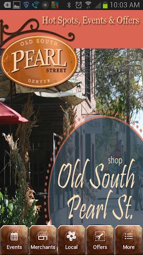 South Pearl Street Denver