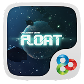 Float GO Launcher Live Theme