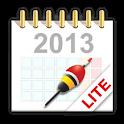 MP Fishing Calendar Lite icon
