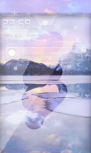 GOLocker Outside Winter Theme v1.00