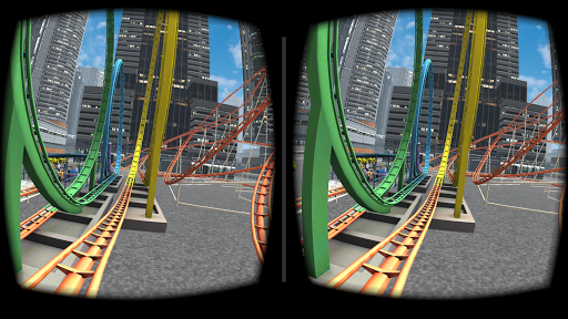 VR Roller Coaster 2.0.7 screenshots 21