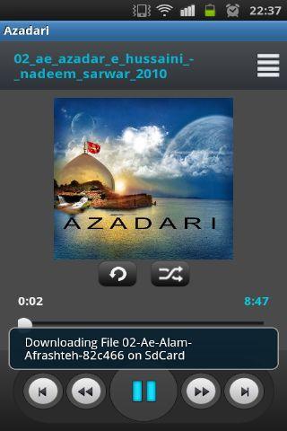 Screenshots for Azadari