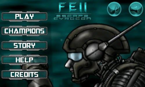 Fell: Escape Cyrocon v1.0.6