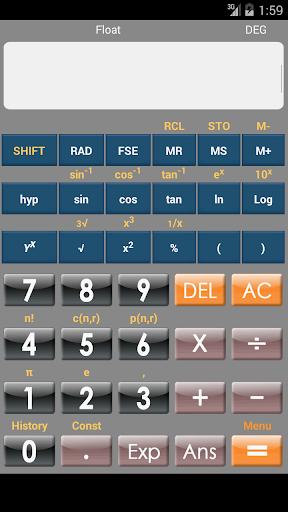 FX Scientific Calculator