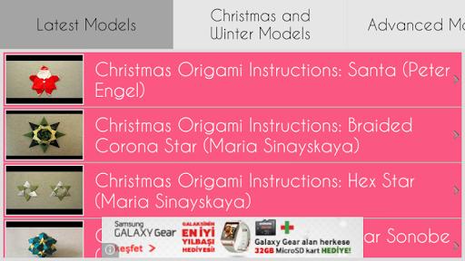 Origami Tutorials HD