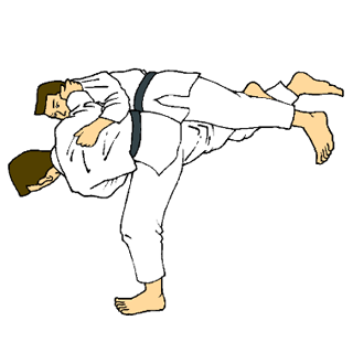Judo Enter the Dojo